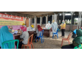 Antisipasi Covid-19, Rappid Test Gencar Dilaksanakan di Manggelewa