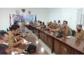 Bupati Dompu Pimpin Rapat Rencana Penyaluran Bantuan Tunai JPS