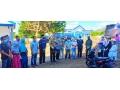 Bupati Dompu, Kembali Melepas Tiga Orang Pasien Sembuh Covid-19 di Wisma Terpijar