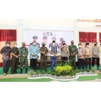 Gubernur NTB dan Forkopimda NTB, Silaturahmi Dengan Pemda Dompu