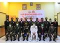Bupati Dompu Hadiri Upacara HUT Ke74 Bhayangkara di Mapolres Dompu