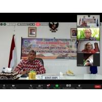 Dialog Agribisnis Seri 3 Peluang dan Strategi Pemenuhan Kebutuhan Jagung Pakan MK 2020, Ini Paparan Bupati Dompu