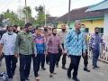 Bupati Dompu Tinjau Persiapan Lomba Kampung Sehat di Desa Wawonduru