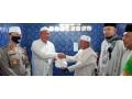 Bupati Dompu Hibahkan Lahan Untuk Pembangunan Masjid Raudatul Janah Desa Bara