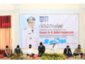 Idul Adha 1441 H, Gubernur NTB, Bupati Dompu dan Jajarannya Shalat Jumat Bersama di Masjid Baiturahman