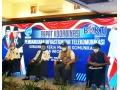 Wakili Bupati Dompu, Kadis Kominfo Dompu Hadiri Rakor Pembangunan Infrastruktur Telekomunikasi di Mandalika NTB