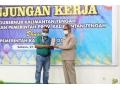 Belajar Tentang Terpijar, Plt Gubernur Kalteng Kunker di Dompu