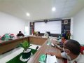Pemda Dompu Gelar Rapat Evaluasi Pengendalian Penyakit Rabies