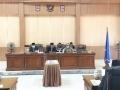 Sekda Kabupaten Dompu Hadiri Rapat Paripurna DPRD