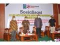 Pemda Dompu Gelar Sosialisasi Peringati Hari Anti Korupsi Sedunia