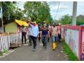 Bupati Dompu Dampingi Gubernur NTB Tinjau Korban Banjir di Desa Bara