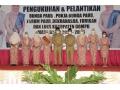 Bupati Dompu Kukuhkan Bunda Paud dan Lantik Pokja Bunda Paud, Forum Paud, Dekranasda, Forikan dan LKKS Priode 2021-2026
