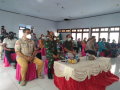 Wabup Dompu Hadiri Kegiatan Vaksinasi Massal COVID-19 Sinergi DPD KNPI II dan TNI-POLRI