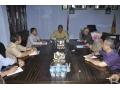 Kunjungan Kerja Anggota Badan Anggaran (Banggar) DPRD Prov. NTB dan Kepala Dinas Peternakan  Prov. NTB