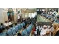 Bupati Dompu Melepas 105 Jama'ah Calon Haji Kabupaten Dompu