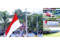 Upacara Peringatan HUT RI ke-71 Tahun 2016 Kabupaten Dompu