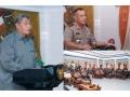KUNJUNGAN SILATURAHMI KAPOLDA NTB, Brigjen Pol. Drs. Firli, M.Si Titip Pesan Jaga Keutuhan NKRI