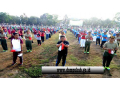 SEMARAK SENAM GEMU FAMIRE MERIAHKAN HUT TNI KE-73
