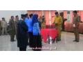 BUPATI LANTIK DAN MENGAMBIL SUMPAH JABATAN 262 ASN LINGKUP PEMKAB DOMPU