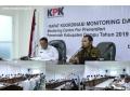 KPK Lakukan Monitoring dan Evaluasi di Kabupaten Dompu