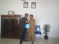 Kunjungan Badan Pusat Statistik (BPS) Kabupaten Dompu Terkait Sosialisasi Sensus Penduduk Secara Online