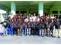 Bupati Dompu Lepas Tim U-17 SSB Fatahillah Berlaga di Tingkat Nasional